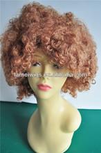 hotsale synthetic halloween wigs adult fancy party wigs 14010304