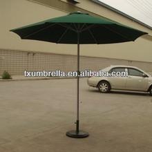 8' handle up easy open patio table umbrella