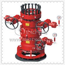 API 6A Oilfield Casing Head for wellhead pressure control