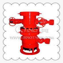 API 6A Oil Well Casing Head for wellhead pressure control