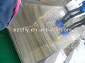 Folha de alumínio vidro espelho preço do competidor e qualidade- o melhor de fabricação e de fábrica
