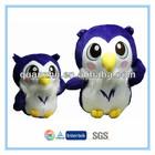 Cute cartoon owl stuffed toys for children