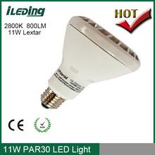 Welcomed in Euro market 800lm PAR30 LED spotlight low price