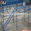 Guangzhou de secado rápido de metal de bloqueo falsework