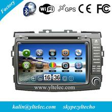 Touch Screen Car DVD GPS Player for Toyato Canarado 2006