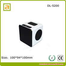 2013 5w 2 bluetooh wireless powered speaker with nfc siri