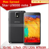 5.7 IPS Inch Capacitive Touch Screen 1280*720 Android 4.3 Star U9000 version mobile cell phones
