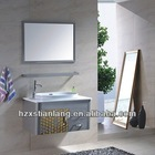 Classic Single Basin Bathroom Vanities with 2 Storages