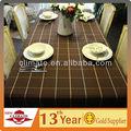 calidad superior de tela de mesa