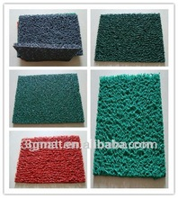 3G brand heavy duty plastic floor mats for home