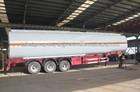 50000 litres Steel Fuel Tanker Trailer