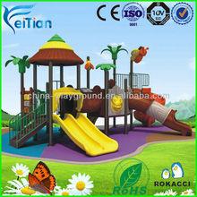 Kids outdoor jungle home playground equipment