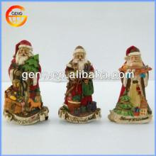 Wonderful Resin Santa Christmas Decorations