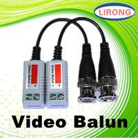 JR-202P CCTV passive utp coaxial video balun balun transformer