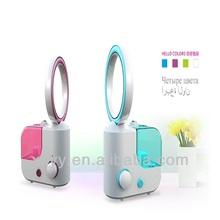 Cool Mist pink / green /blue 1.0L water tank ultrasonic humidifier atomizer