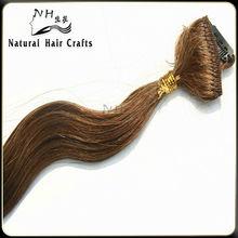 top quallity 5a straight clip hair