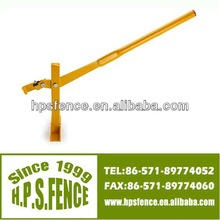 China industrial manual electric fencing wires steel post lifter for animal fencing