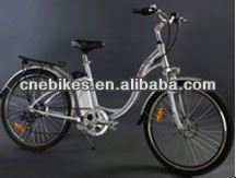 26'' lady city 350w electric pocket bikes for sale