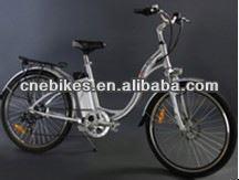 26'' lady city 350w electric pocket bikes for sale