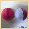 Fashionable unique bulk colored golf balls