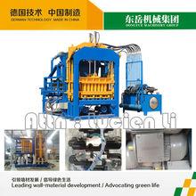 Hydraulic coal ash brick making machine(39 sets in India)