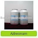 Aztreonam buffered with L-arginine
