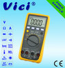 VC88 Digital multimeter temperature and frequency measuring instrument compared with fluke 17B