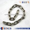 cadenas de acero inoxidable