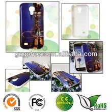 IMD/IML soft custom back case for samsung S4mini