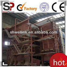 High efficiency & low emission coal hot water boiler hot water boiler