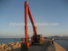 CE-approved Hitachi,Komatsu,Volvo,Hyundai,Doosan,Kobelco excavator long reach boom