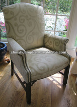 HDL1023 living room chair wooden furniture designs