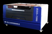 USB interface 80w co2 laser cutting decoration industry exclusion of dust and smoke