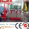 45%-oil-yielding Machinery for Waste Plastic to Oil by pyrolysis waste