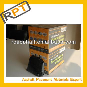 Roadphalt crack filler for asphalt surface