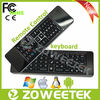 LED Wireless Keyboard With IR Remote Control For Smart TV