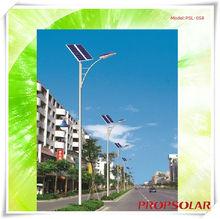 high quality integrated 1 watt solar sense garden light