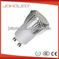 Pequeña luz led de aluminio ac 100-240v gu11 bombillas led
