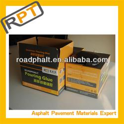 Roadphalt hot applied edge crack filler