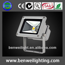 Waterproofing material 10w outdoor flood light high bright for swimming pool,basketball court china factory price