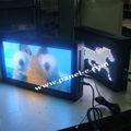Lanpai rgb a todo color de vídeo de apoyo, jpg, bmp fotos de interior de led signos
