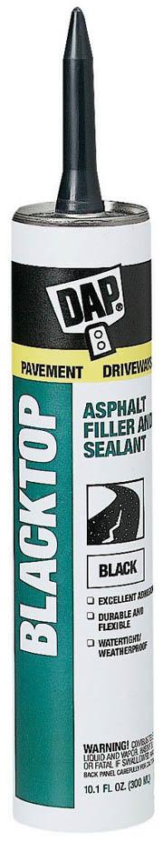 Dap Blacktop Asphalt Filler & Sealant 27065...