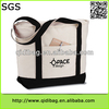 Hot-sale fashionable famous bag wax canvas tote bag cheap