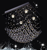 french empire crystal chandelier DY1304-4 LED socket 110V/220V rectangular crystal chandelier