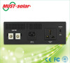 must solar 100ah battery for ups inverter with AC battery charger
