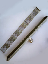 Linear Shower Drain Stainless Steel Drain Water Drain Covers