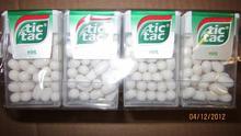 Tic Tac Ferrero Mint 16g x 24