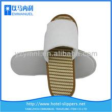 Fingerless bamboo terry cute hotel slipper supply store