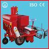 China new type 2 row potato seeder/automatic potato planter