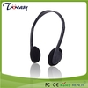 Custom durable fancy audio voip call center usb headset